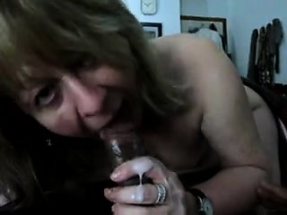 Wife likes her guys pole that is black
