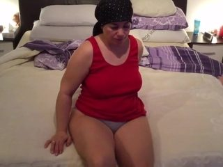 Fatma real mom 48 years shaved fat pussy bbw milf mature