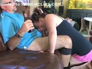 Gorgeous personal rubdown, internal cumshot, mature hard-core video