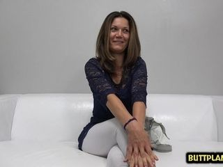 First-timer mommy Wanna Be A pornographic star