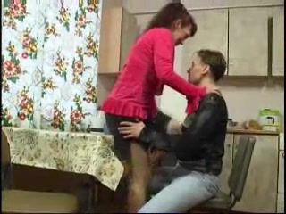Russian Mama Receives Screwed by Juvenile Man by snahbrandy