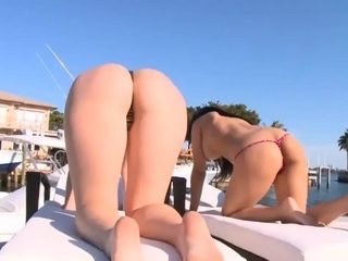Nicest booties in porn