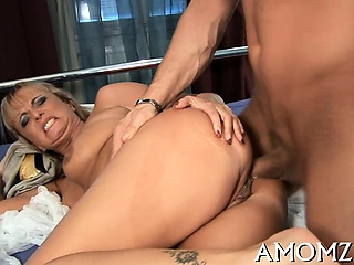 Older yearns for hardcore fur pie stimulation and pounding