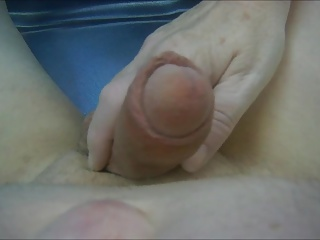 Mrs S playing with my cock underwater.