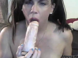 dirty fantasies of a mature housewife