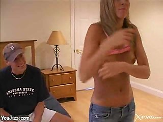 Mom Banged By Sons Friend