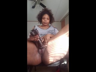 Weed untidy PUSSY make believe