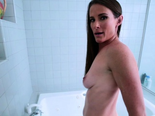 PervMom - banging ultra-kinky step-mom in Kitchen