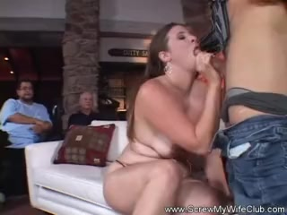 Pudgy plump Swinger cougar fuck-a-thon