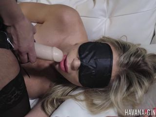 Havana Ginger straps On beef whistle and pulverizes Puma Swede