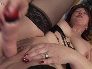 Ugly mature slut hungry for a good fuck