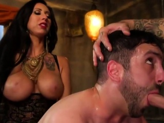 Slaveboy haunted with the addition of Cuckold