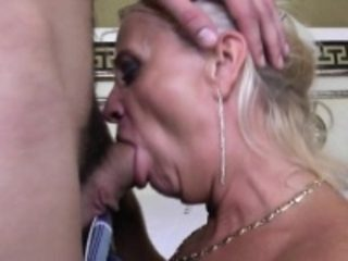 Real mature mother banged by her t Janna from 1fuckdatecom
