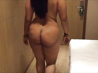 SBB - mind-blowing obese indian wifey