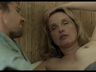 Julie Delpy Nude Boobs In Before Midnight Movie