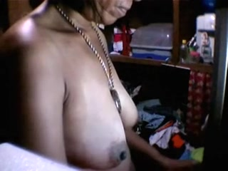 FILIPINA older RHODORA LEPITEN 51 SHOWS HER BUMPERS PART two