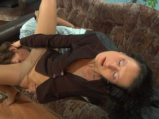 MaturesAndPantyhose Movie: Regina and Jack