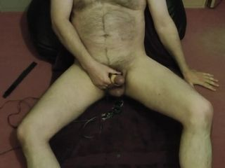 Multi-vibrator spunk after trio hours of edging.mp4