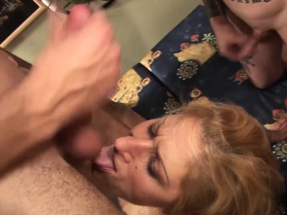 German mature wife enjoys a good hard fuck