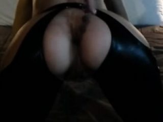 Having fun with my wife ass