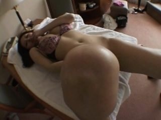 Horny Japanese housewife with a spicy ass Ai Kato loves to get fucked