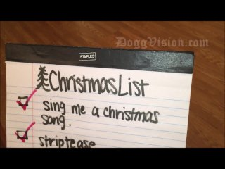 Mrs. Clause & PAWG Interracial Xmas List