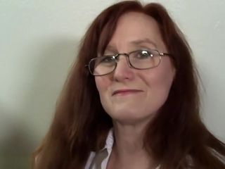 Redhead MILF Got Creampie hard by felonious detect