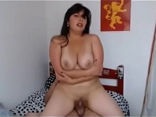 Curvy broad in the beam inclusive riding load of shit
