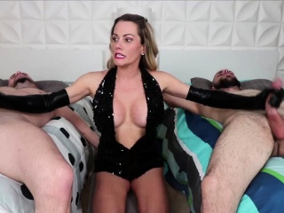 Medial young gentleman Allura Skye needs give prize which duo be fitting of their way