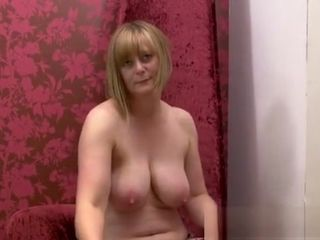 British full-grown lovemaking coupled with cumshot