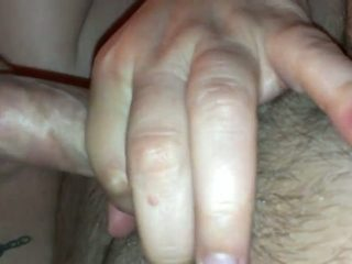 Mature ex wife sucking my dick in front of camera