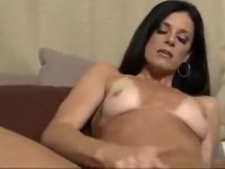 Mommy luvs his wood.