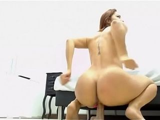 Steamy Latina CamGirl with ginormous backside and boobies rails fuck stick more on realwhores.tk