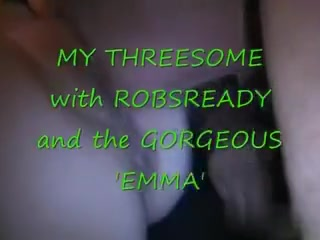 After robsready had cum in emma's sexy cum-hole i got lo take up with the tongue it all up. Mmmmmmm