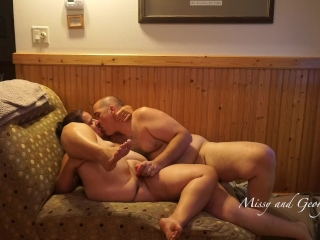 """Missy and George's """"PRIVATE lovemaking TAPE"""" 2 - Unreleased Footage"""