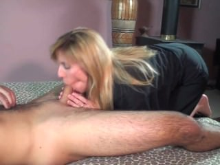 Young Pornub Subscriber Creampies A Mature Blonde