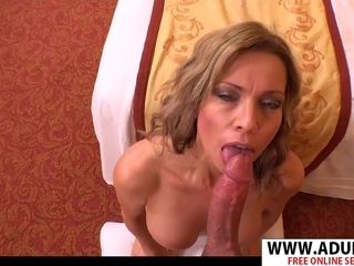 Outstanding cougar Josephena point of view hookup