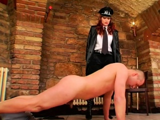 Girl-girl babes pound with cable on fucktoys in some sadism & masochism fetish