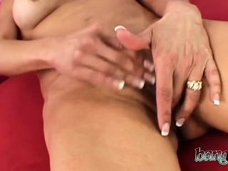 Lovely honey taking rock-hard gigantic fuckpole
