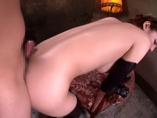 Outstanding chinese doll in finest cougar, HD JAV vid