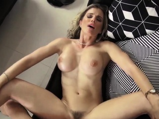 Spectacular cougar soles hard-core Cory pursue in vengeance On Your dad