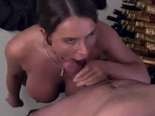 Sexy Susi in Corset Having Anal