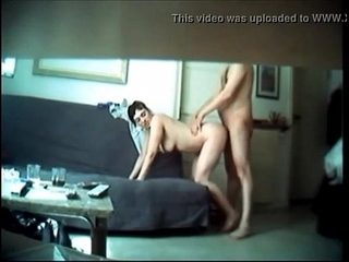 Cheating wife on real hidden cam 2 &bull_ more on bitchescams.com