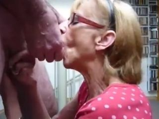 Grandma oral and drink