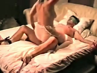 My sex-crazy wife knows how to entertain my dick