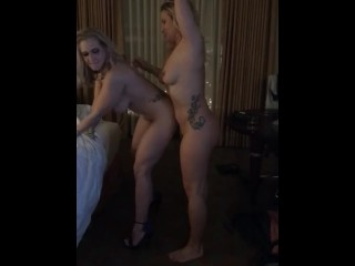 Thick tit blondes dancing nude