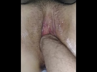 The cute sounds of knuckleing,dual knuckleing,knuckle and manmeat,spraying