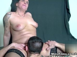 Kinky Mature Action Video - MmvFilms
