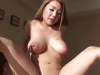 Huge-titted hotwife chinese housewife gets collective in a motel guest room