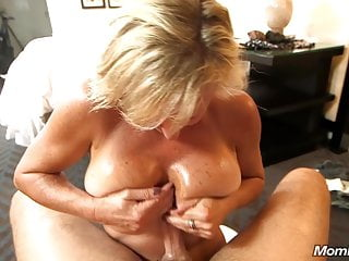 All inborn fat knockers Czech mommy first-ever pornography & facial cumshot Ever point of view
